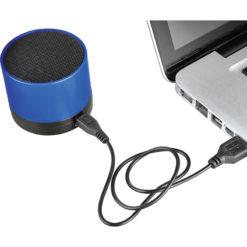 Cylinder Bluetooth Speaker Charging