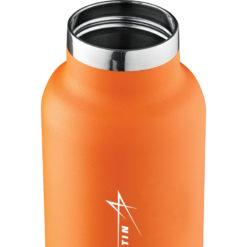 Copper Vacuum Insulated Bottle, 20 oz - Orange 2