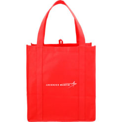 PolyPro Big Grocery Tote - Red