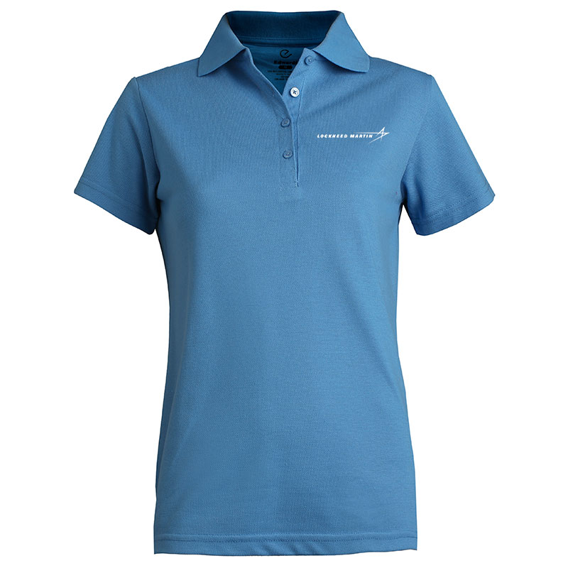 Ladies' Pique Blend Polo - Marina