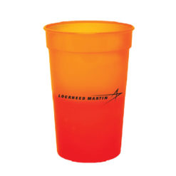 Color Changing Cups - Tropical Red