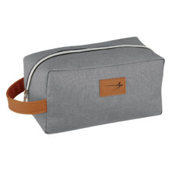 Heathered Toiletry Bag