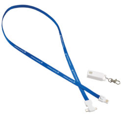 Trace 3-in-1 Charging Cable Lanyard