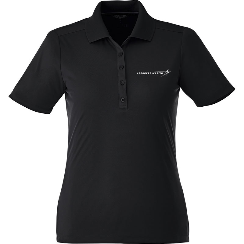 Ladies' Dade Sport Polo - Black