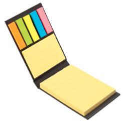 World Sticky Note Book - Open