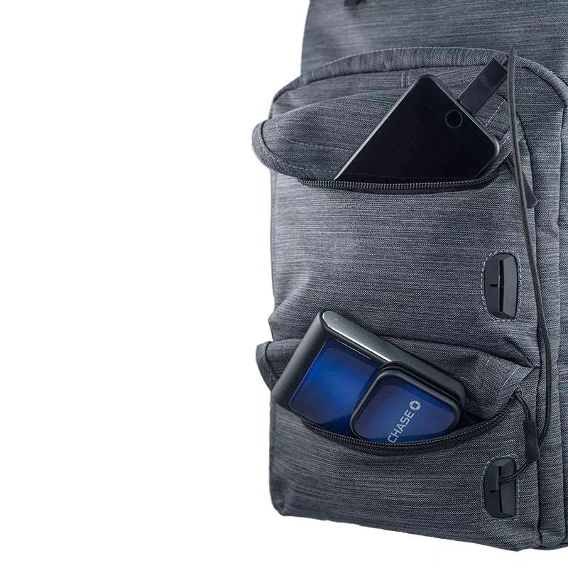 Mission Pack - Front Pockets
