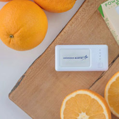 Juicebox Portable Charger - Oranges