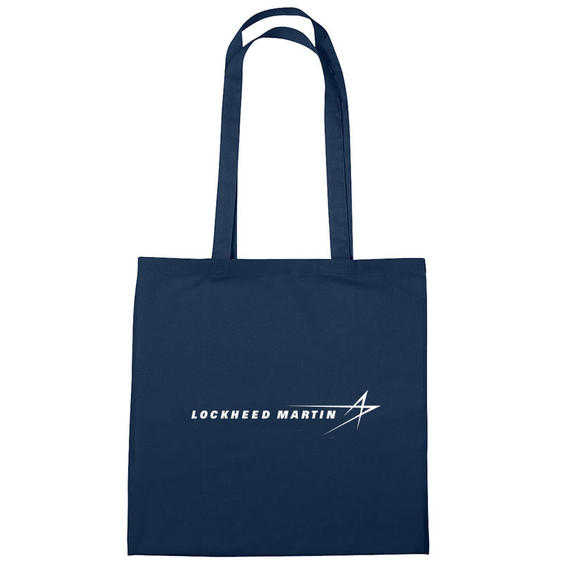 Cotton Tote Bag - Navy