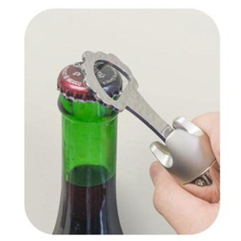 Metal Rocket Bottle Opener - Function