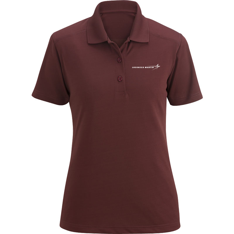 Ladies' Snag Proof Polo - Burgundy