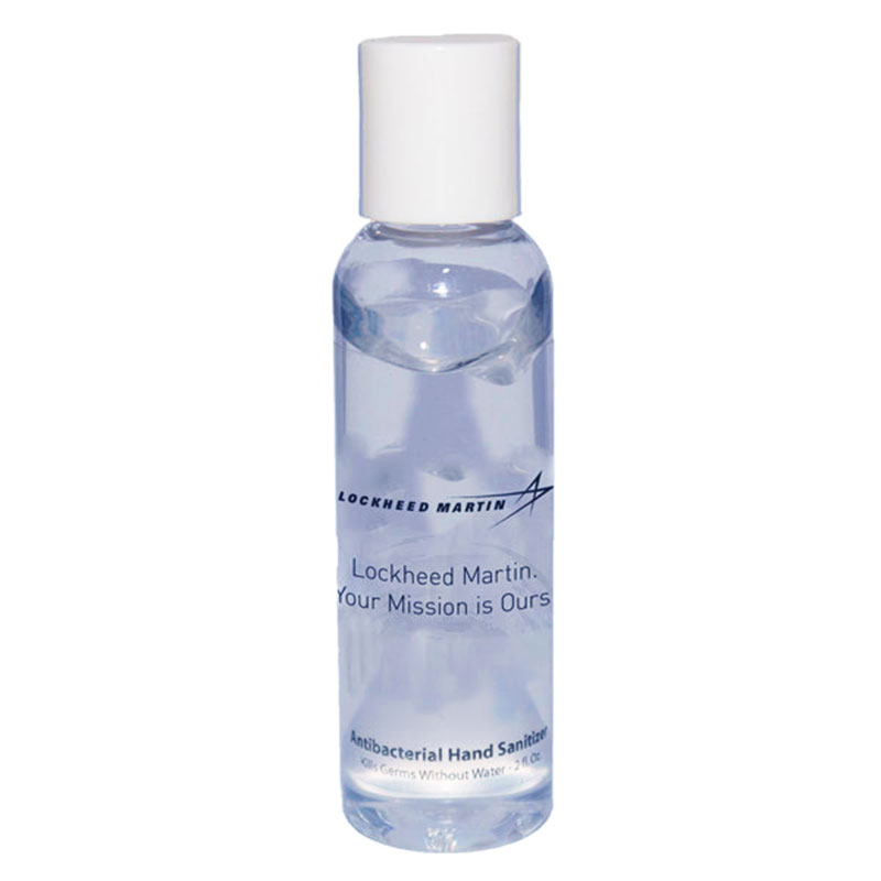 Hand Sanitizer 2 oz Bottle