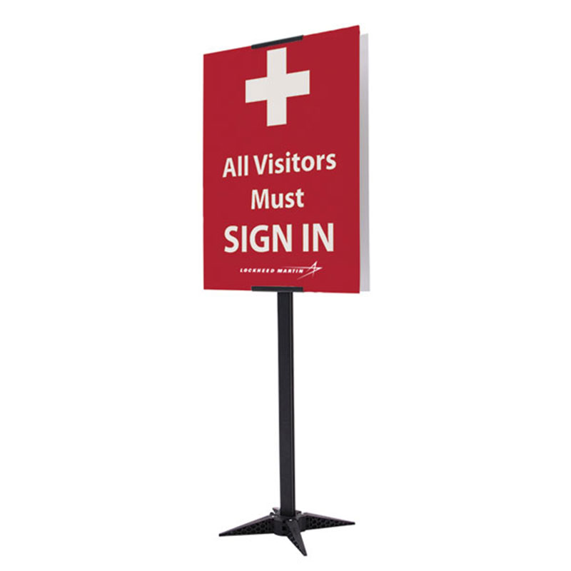 Double Sided Sign