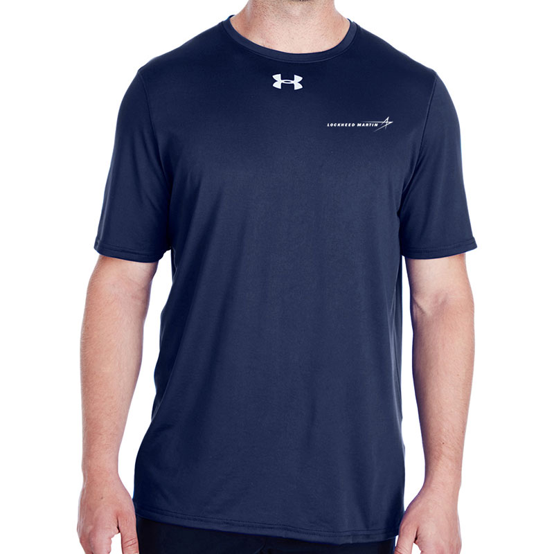 Under Armour Men's Locker Room T Shirt - Navy